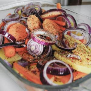 Najlepsze pieczone warzywa.