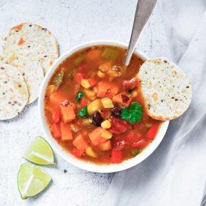 Zupa Meksykańska!